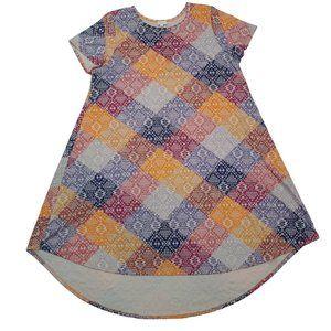 Lularoe Carly Sheath Tunic Dress in Sz 3XL
